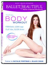 Ballet Beautiful Total Body Workout DVD Review