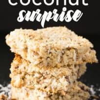 Gluten-Free Lunchbox Coconut Surprise