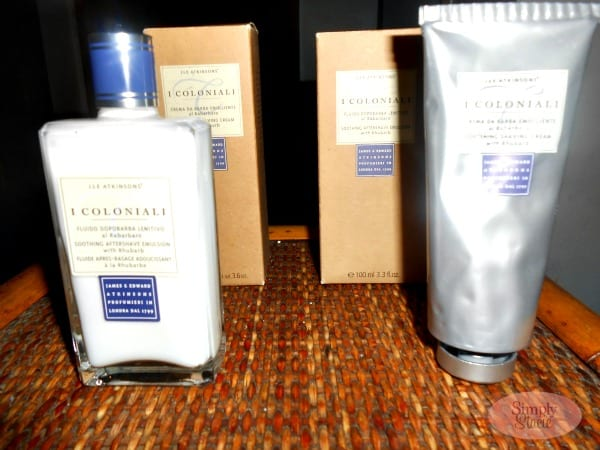 I Coloniali Men's Rituals Collection