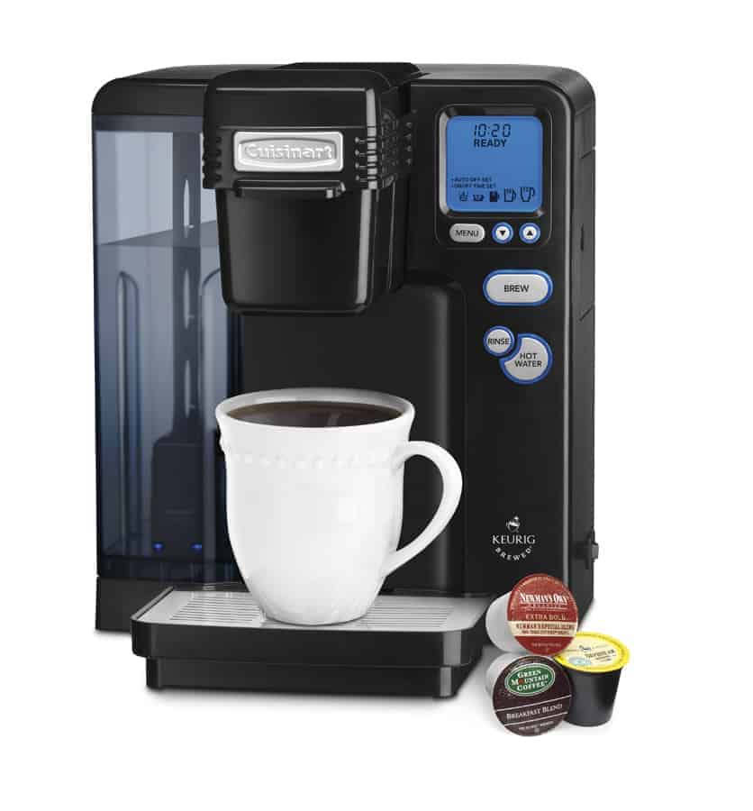 Cuisinart Single Serve Keurig Brewing System Giveaway