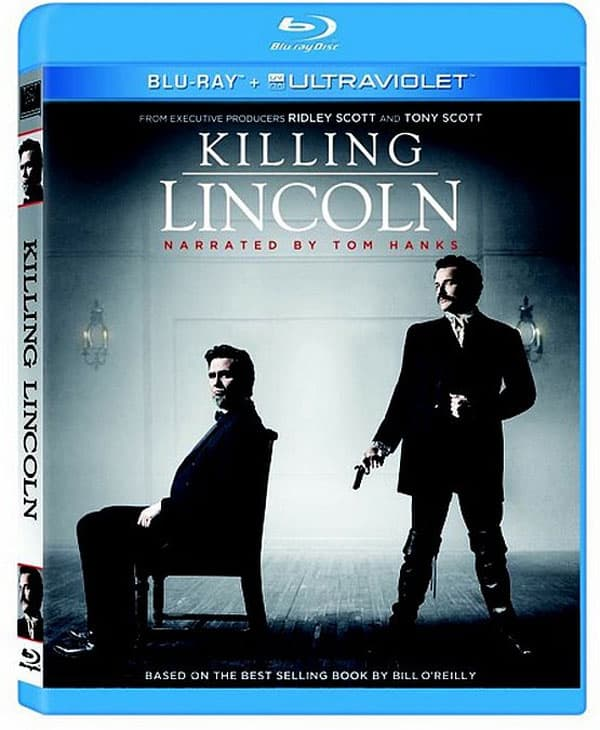 Killing Lincoln Blu-ray Review