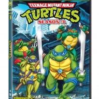 Teenage Mutant Ninja Turtles: Season 3 DVD Review