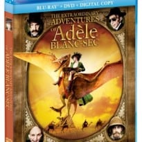 The Extraordinary Adventures of Adéle Blanc-Sec Blu-ray Combo Review