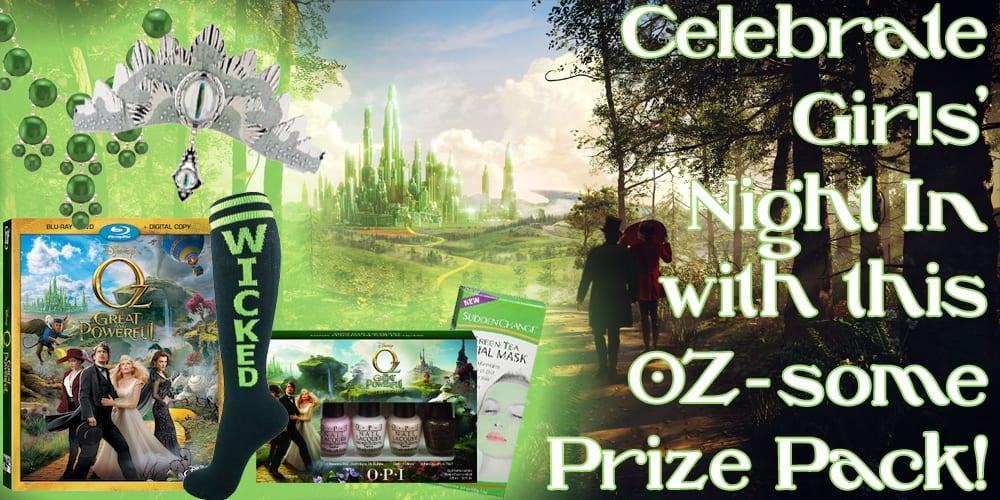 Oz Prize Pack-2
