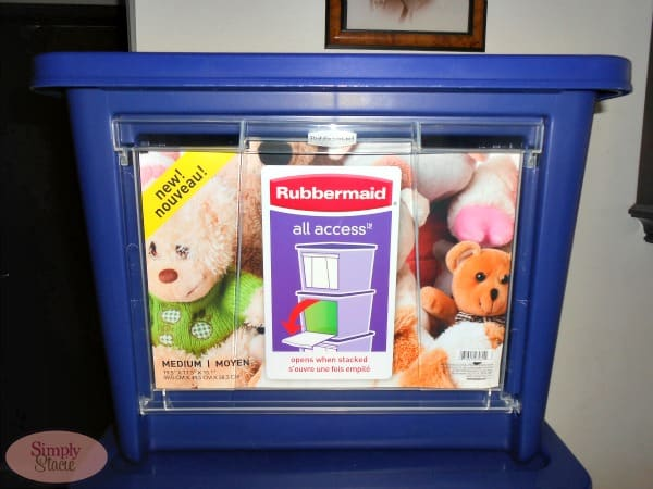 Rubbermaid All Access Organizers Storage Containers Review