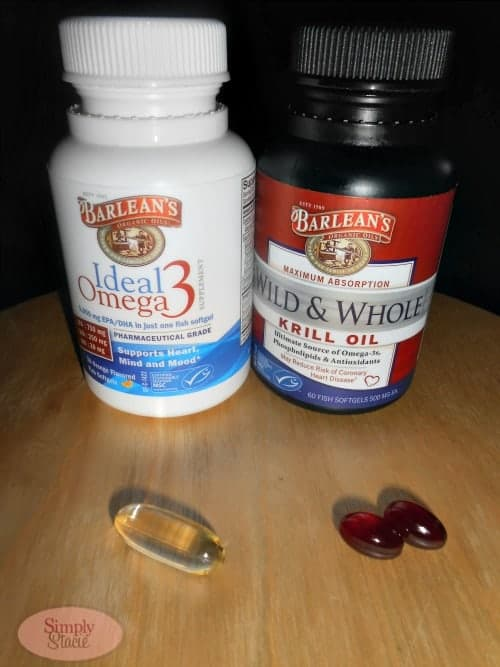 Barlean's Wild & Whole Krill Oil Review