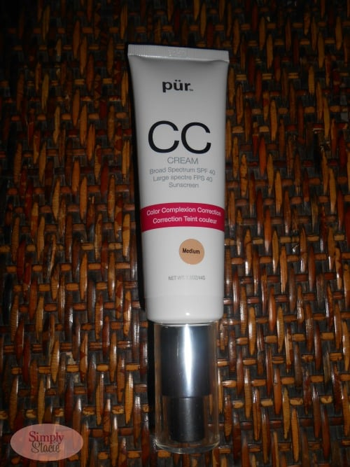 Pur Minerals CC Cream Review