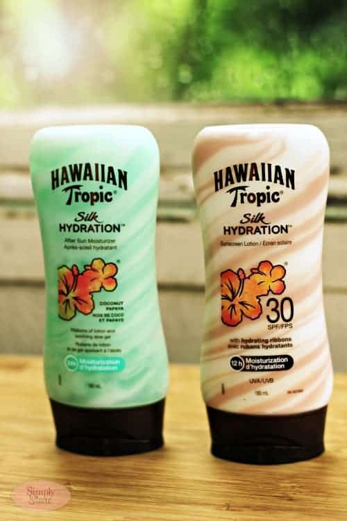 Hawaiian Tropic Silk Hydration Review
