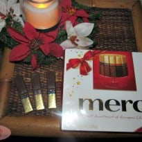 Back to School with Merci Chocolates