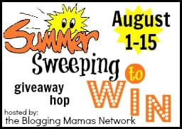 Summer Sweeping Giveaway