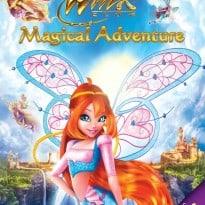 Winx Club: Magical Adventure DVD