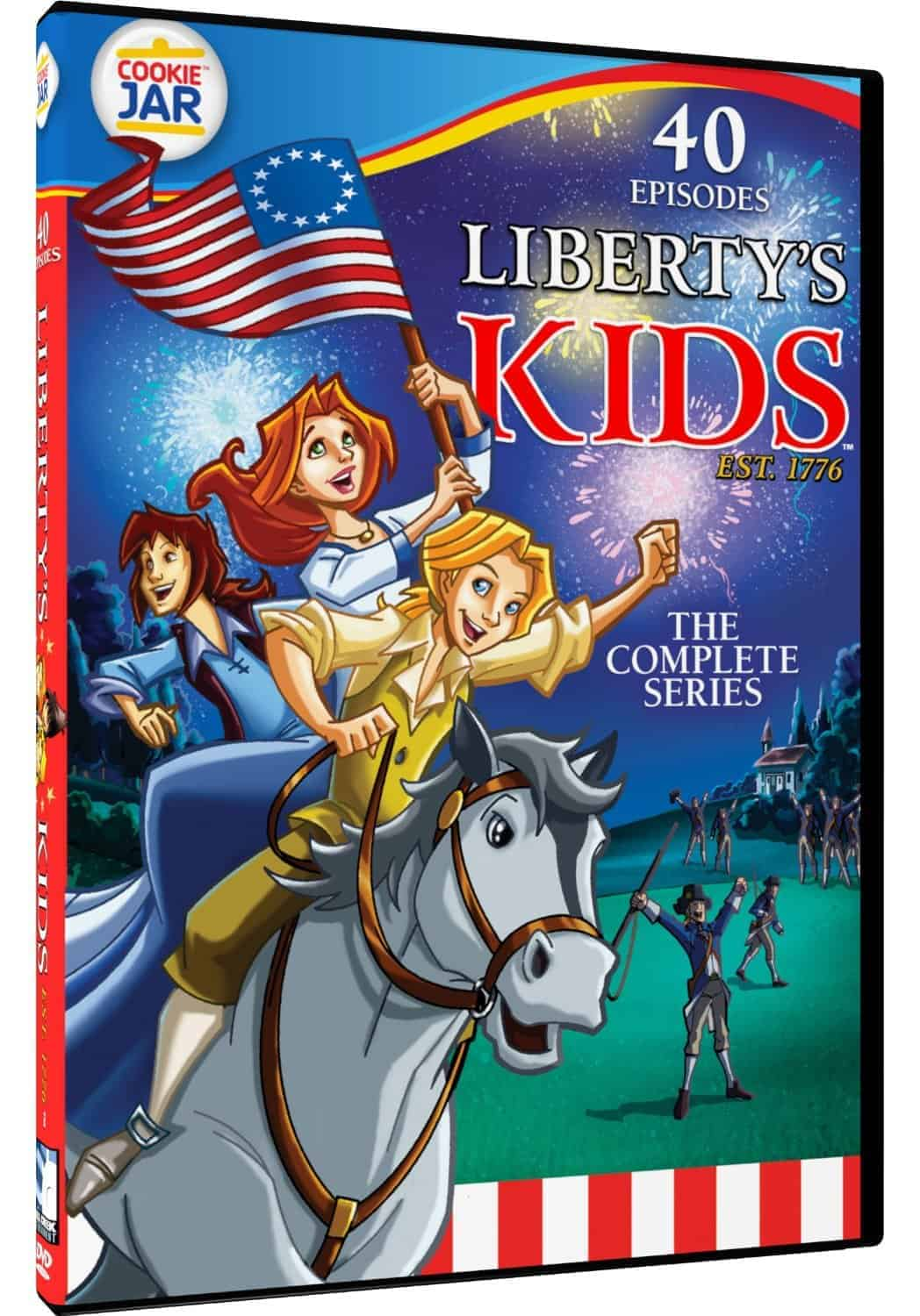 Liberty's Kids: The Complete Series DVD