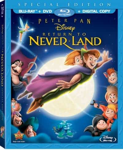 Return to Never Land Blu-ray Review