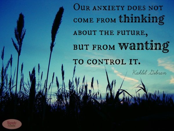 Anxiety Quotes