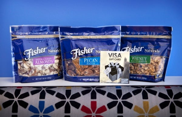 Fisher Nuts Summer Giveaway