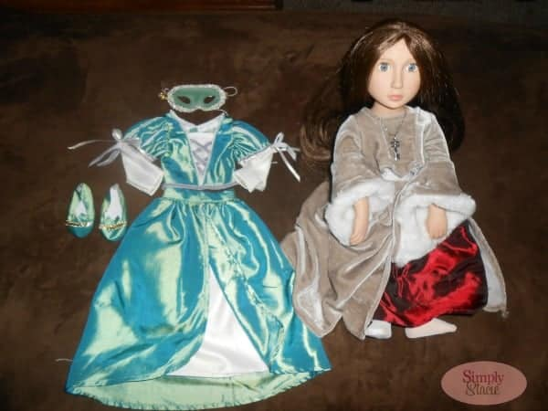 A Girl for All Time Dolls & Doll Clothing Review