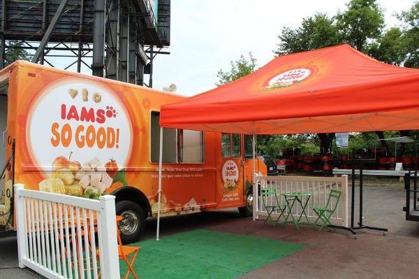 IAMS SO GOOD! Doggie Café Giveaway