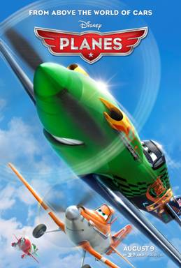 Disney's Planes Movie Review #DisneyPlanesPremiere