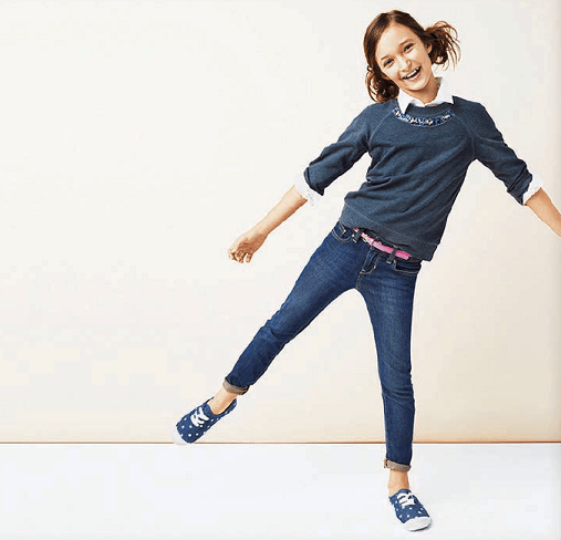 Back-to-School Shopping with AIR MILES & Old Navy #myONstyle