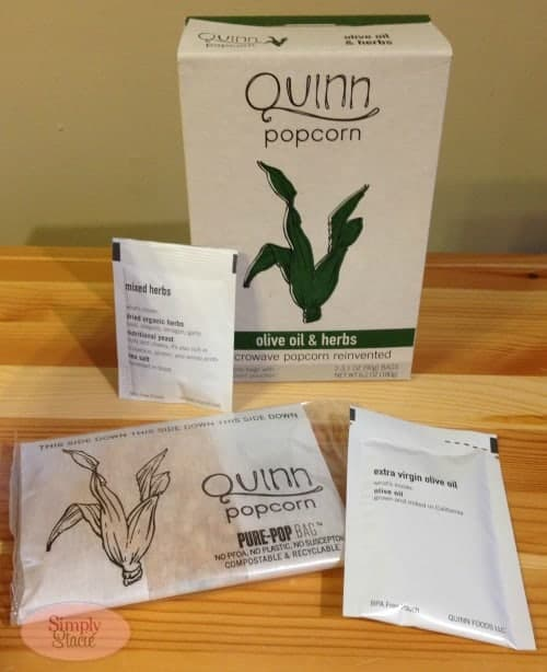 Quinn Popcorn Review