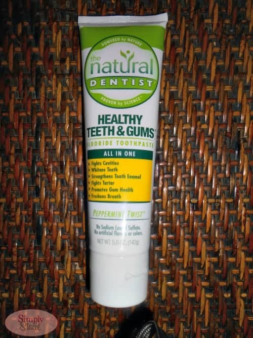 The Natural Dentist Review