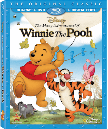 The Many Adventures of Winnie the Pooh Blu-ray Review