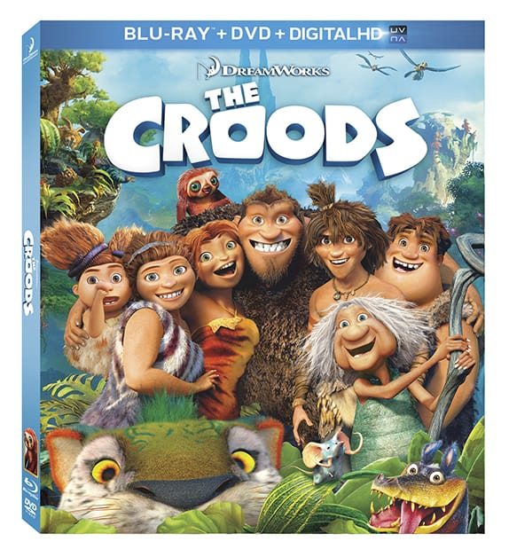 The Croods Prize Pack Giveaway