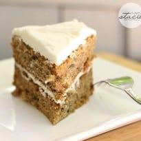 Classic Carrot Cake Recipe