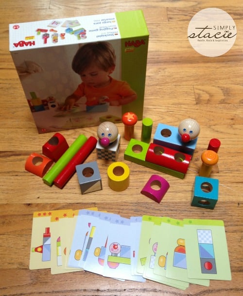HABA Smart Fellow Pegging Game Review