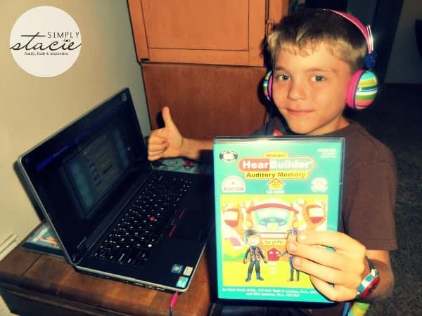 HearBuilder Auditory Memory Software Program Review