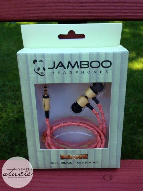 Jamboo Headphones Review #StandOutJamOut