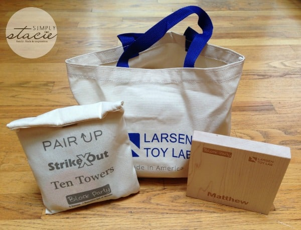 Larsen Toy Lab Review