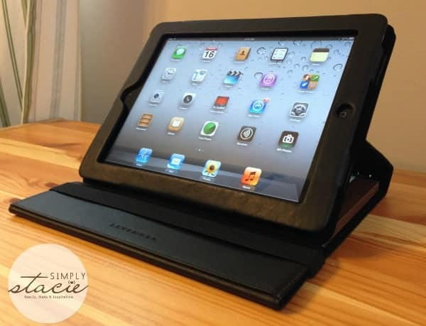 Levenger Work and Play iPad Folio Review