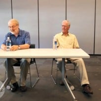Ron Clements and John Musker and Their Vision of The Little Mermaid #TheLittleMermaidEvent