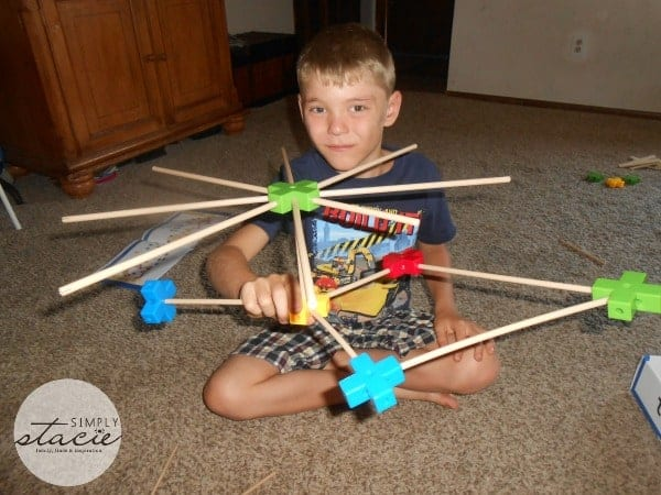Guidecraft TEXO Toy Review
