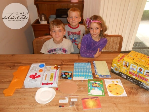Magic School Bus Weather Lab Review
