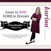 Karina Dresses #Dresstacular Giveaway
