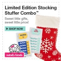 Mabel's Labels Holiday Products