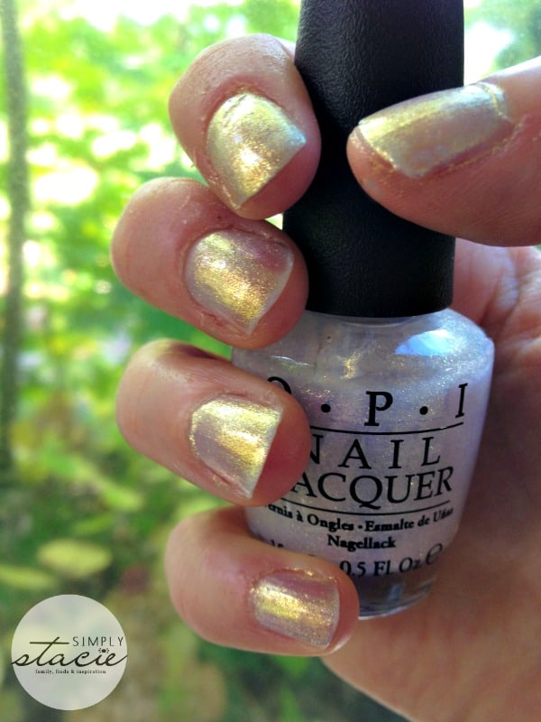 OPI Mariah Carey Holiday Limited Edition Nail Lacquers Review