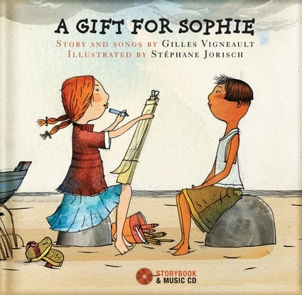 A Gift For Sophie Storybook & Music CD Review