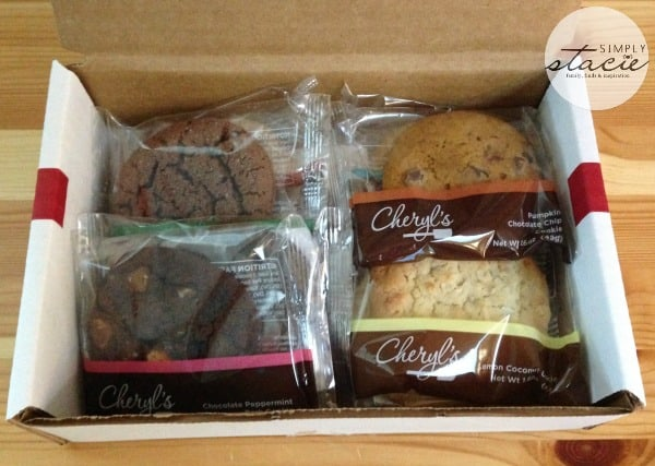 Cheryl's Cookies Review