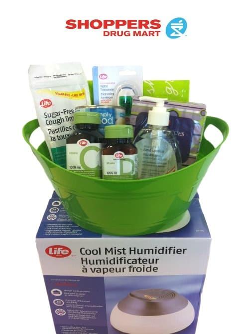 Shoppers Drug Mart Cold and Flu Defense Kit