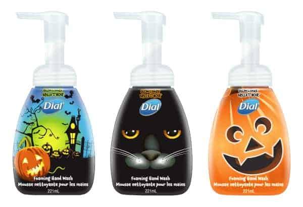Dial Halloween Foaming Handwash