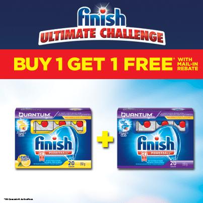 finish challenge
