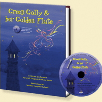 Green Golly & Her Golden Flute
