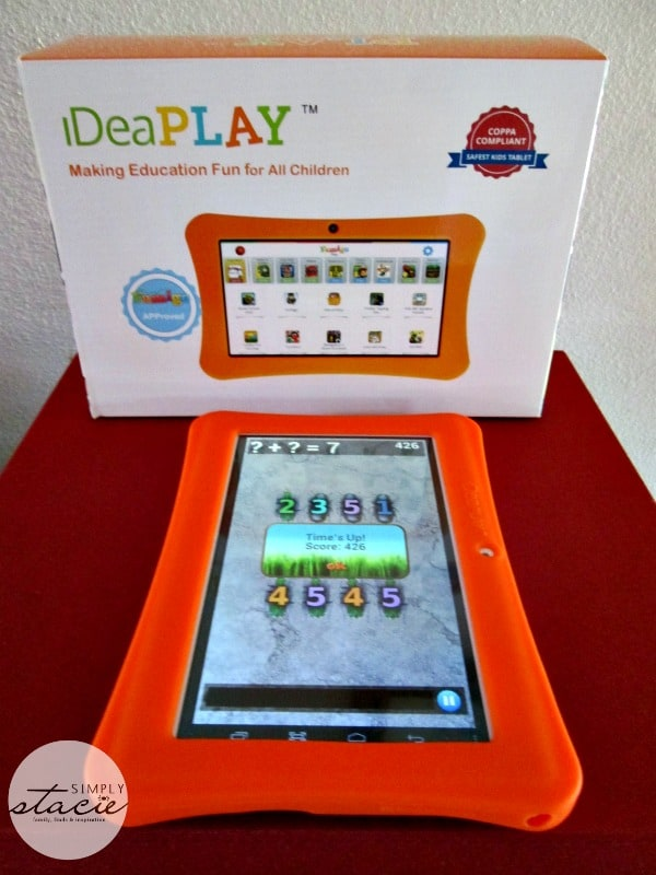 iDeaPLAY Children's Tablet Review