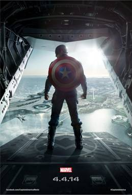 Captain America: The Winter Soldier First Trailer Debut #CaptainAmerica