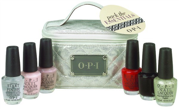OPI Pack the Essentials Holiday Gift Set Giveaway