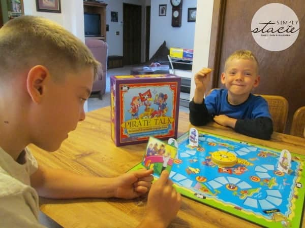 Pirate Talk Language Game Review