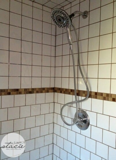 Freshen Your Bathroom with a New Showerhead